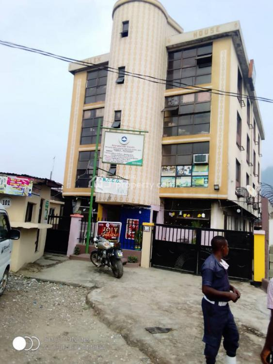 3 Storey Office Complex, Funsho Williams Ave, Surulere, Lagos, Office Space for Sale