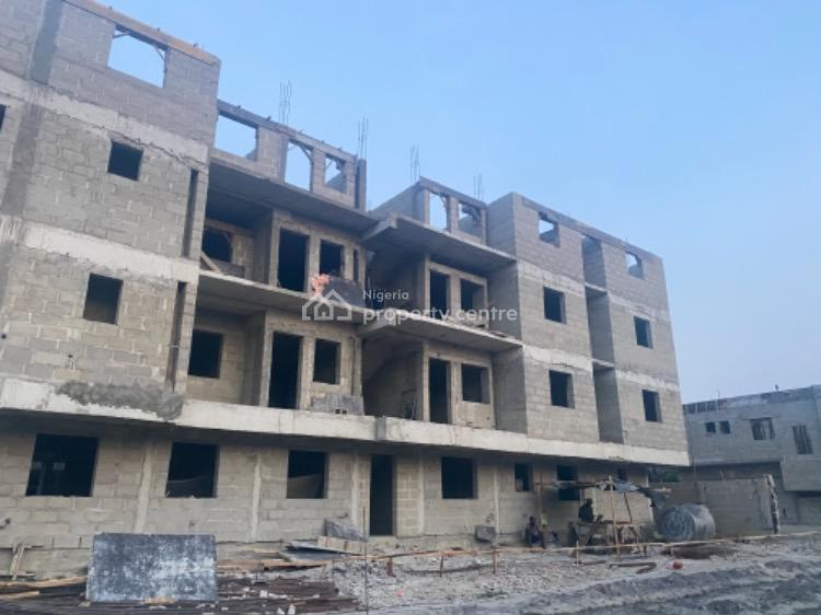 Spacious 4 Bedroom Terrace Duplexes  with 6 Months Payment, Lekki, Lagos, Terraced Duplex for Sale
