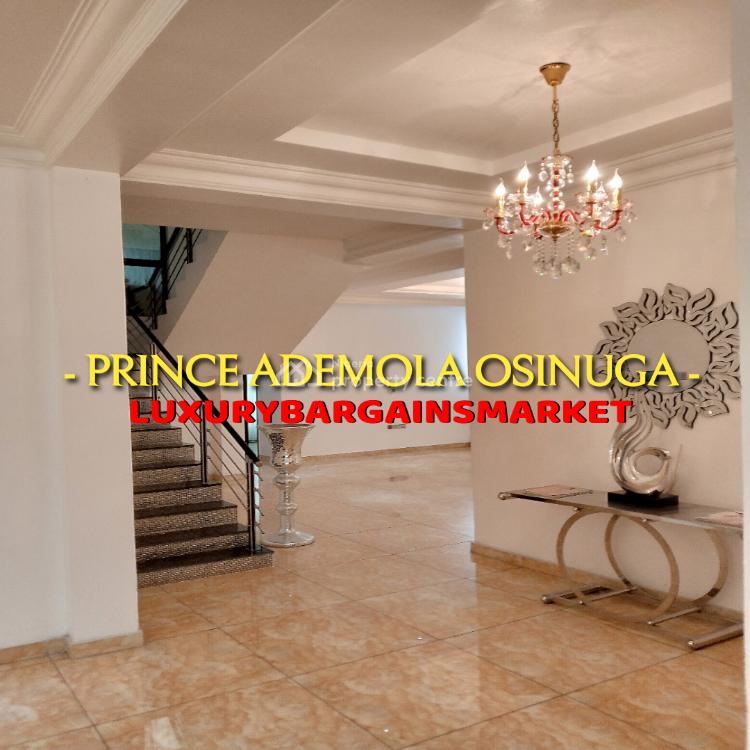 Fully Detached 5 Bedroom House + Pool + Gym + 2 Bq + Garden, Banana Island Estate, Ikoyi, Lagos, Detached Duplex for Rent