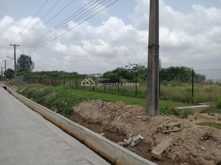 5200m2 Waterfront Land, Acacia Drive, Osborne, Ikoyi, Lagos, Residential Land for Sale
