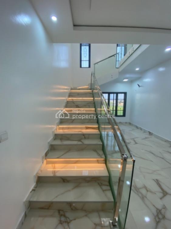 5 Bedroom Detached Duplex with 2 Room Bq, Cowrie Creek Estate, Ikate Elegushi, Lekki, Lagos, Detached Duplex for Sale