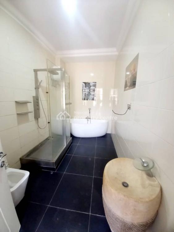 Luxury 4 Bedroom Semi-detached Duplex with One Room Bq, Onikoyi, Ikoyi, Lagos, Semi-detached Duplex for Sale