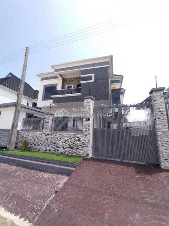Newly Built 5 Bedrooms Detached Duplex & Bq, Orchid Road, Lekki, Lagos, House for Rent
