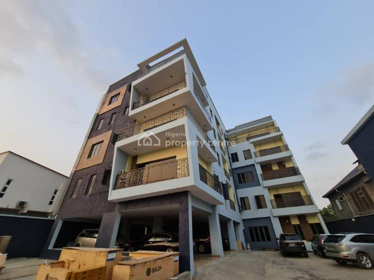 Luxury and Fully Serviced 3 Bedroom Maisonette(duplex)with Bq, Off Yetunde Brown, Ifako, Gbagada, Lagos, Detached Duplex for Sale