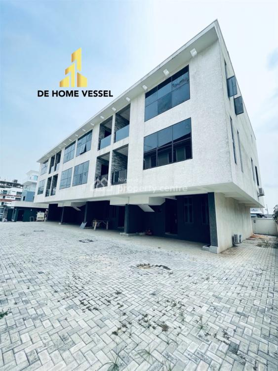 Value Centric 4 Bedroom Terrace Duplex, Ikoyi, Lagos, Terraced Duplex for Sale