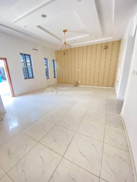 4 Bedroom Semi-detached Duplex with a Room Bq, Chevron, Lekki, Lagos, Semi-detached Duplex for Sale