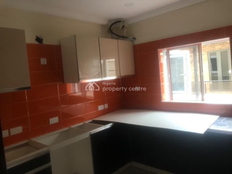 a Newly Built 4 Bedroom Terrace Duplex with a Bq, Chevron Alternative Drive, Lekki, Lagos, Terraced Duplex for Sale