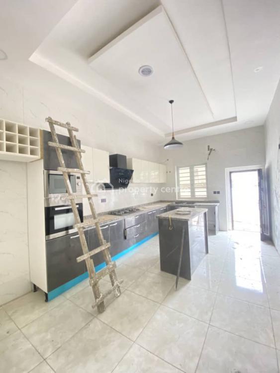 5 Bedroom Fully Detached Duplex with a Room Bq, Agungi, Lekki, Lagos, Detached Duplex for Sale