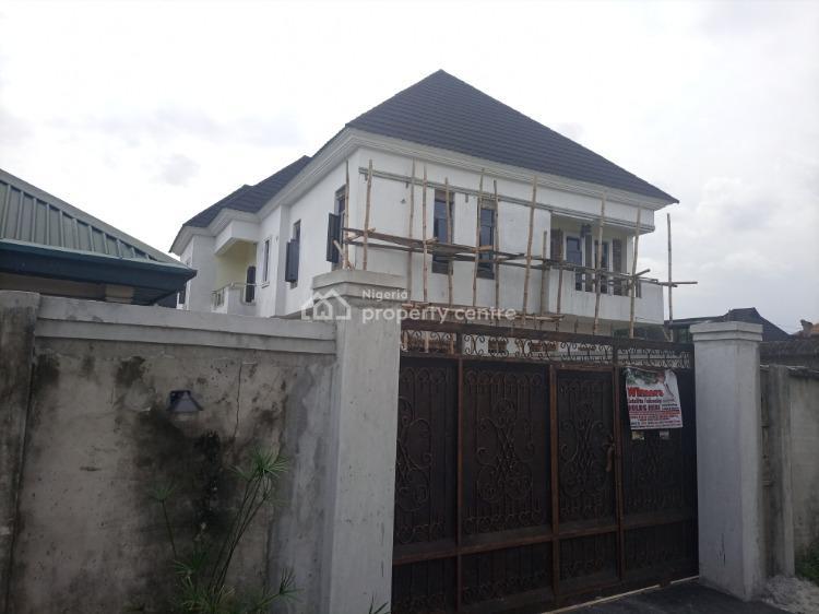 Tastefully and Exquisitely Finished 5 Bedroom Detached Duplex with Bq, Parkland Estate, Peter Odili Road, Port Harcourt, Rivers, Detached Duplex for Sale