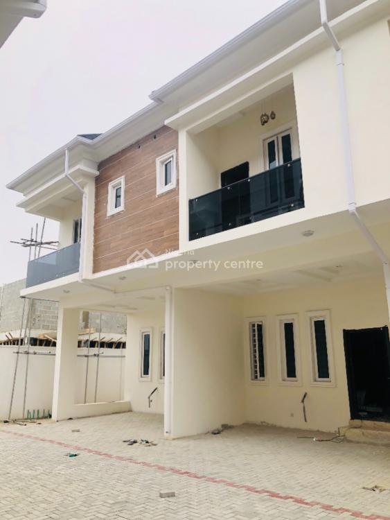 3 Reasons Why Getting a Property Is The Major Deal, Harris Drive Beside Vgc Estate, Vgc, Lekki, Lagos, Terraced Duplex for Sale
