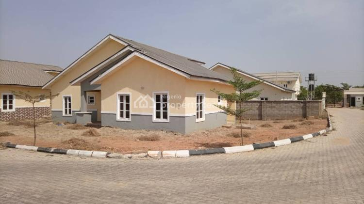 Newly Built 3 Bedroom Bungalow, Woodhill Estate. Behind Madonna School of Science. Airport Road, Kuje, Abuja, Detached Bungalow for Rent