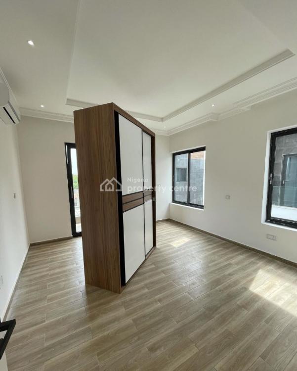 Newly Built 4 Bedroom Semi-detached with 1 Room Bq;, Ikoyi, Lagos, Semi-detached Duplex for Rent