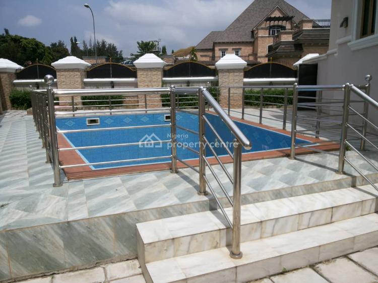 10 Bedrooms Ambassadorial Mansion, Maitama District, Abuja, Detached Duplex for Sale