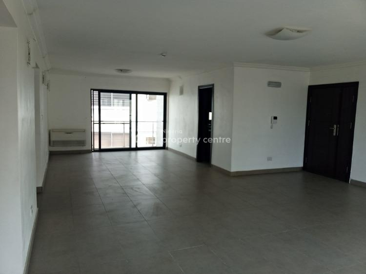Fully Service 2 Bedroom Apartment with a Room Staff Quarters, Adetokunbo Ademola Street, Victoria Island (vi), Lagos, Flat / Apartment for Rent
