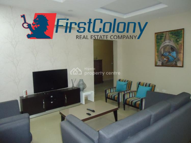 Fully Furnished 3 Bedroom Apartment with Excellent Facilities, Old Ikoyi ; Off Bourdillon Road, Ikoyi, Lagos, Flat / Apartment for Rent