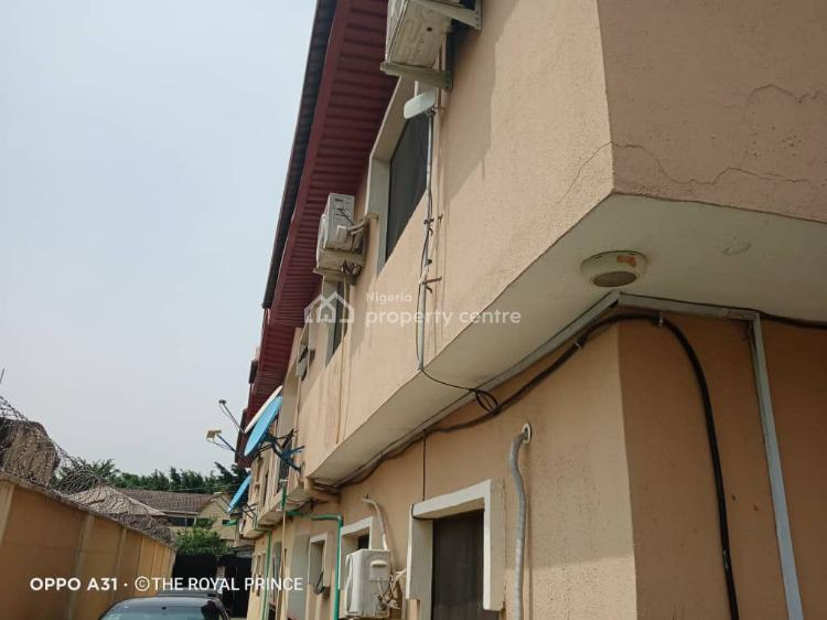Neat 4 Flats of 3 Bedrooms, Omole Phase 2, Ikeja, Lagos, Block of Flats for Sale