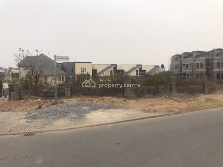 Strategically Located & Premium Residential Landuse, Near Coza Church, Guzape District, Abuja, Residential Land for Sale