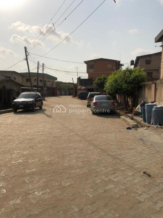 Over 800 Square Meters Land in a Lovely Environment, Akoka, Yaba, Lagos, Land for Sale