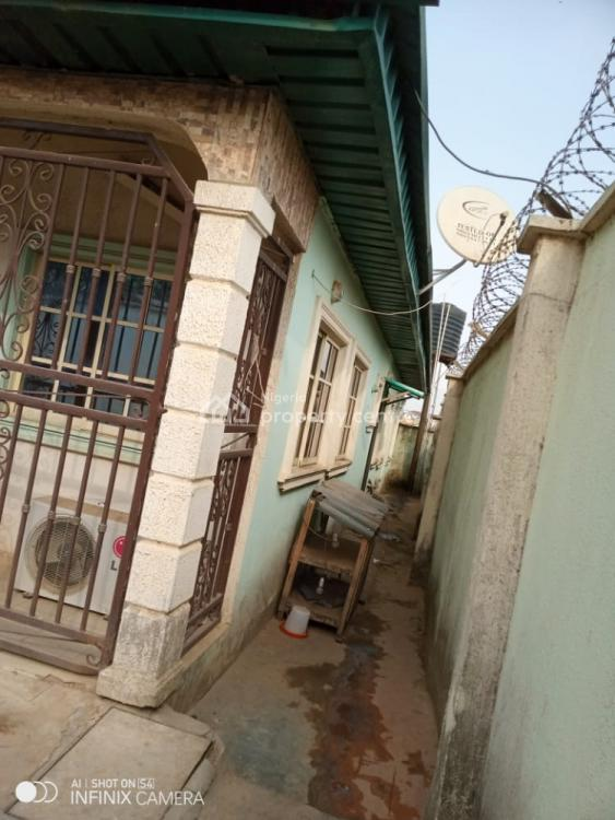 Nice 2 Bedroom& Mini Flat in a Well Developed Area, Meiran Iyana Ekoro Side of Agbado Oke Odo Phase 2, Meiran, Agege, Lagos, Detached Bungalow for Sale