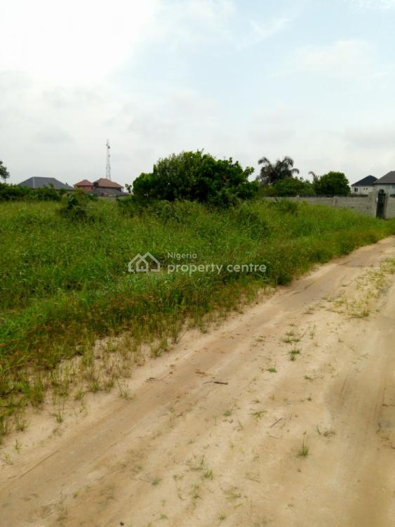 Land with Government Excision, Grace Hill Estate Labora, Abijo Gra, Lekki, Lagos, Residential Land for Sale