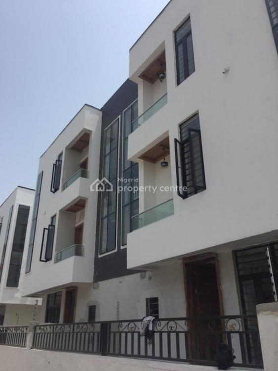 4 Bedroom Semi Detached Duplex (pcl-124), Oniru, Victoria Island (vi), Lagos, Semi-detached Duplex for Sale