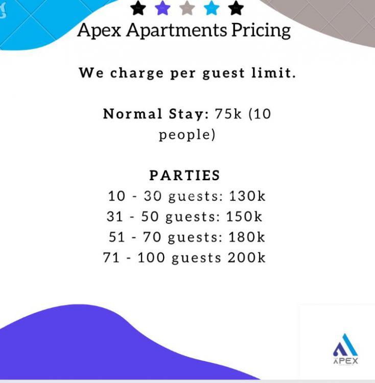 Luxury 3 Bedroom Duplex with Swimming Pool, Lekki Phase 1, Lekki, Lagos, Terraced Duplex Short Let