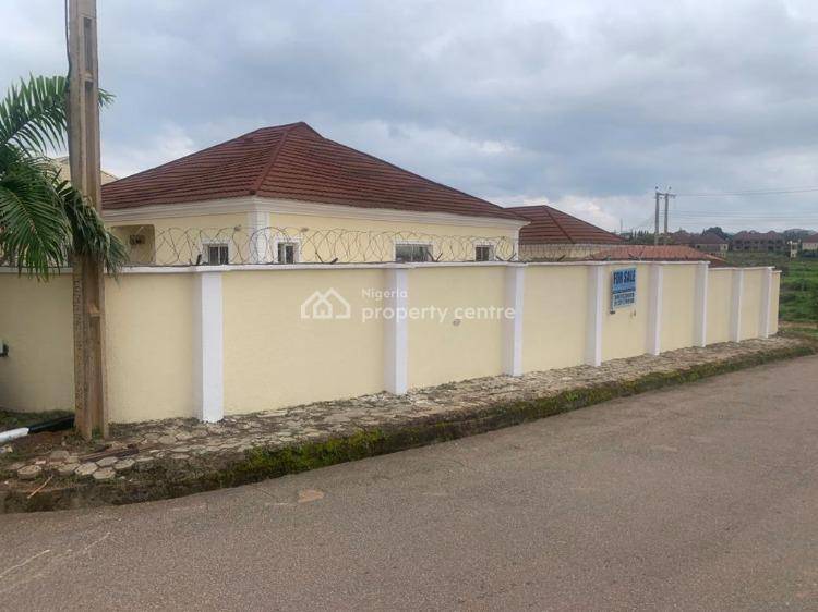 4 Bedrooms Detached Bungalow with Space, Efab, Lokogoma District, Abuja, Detached Bungalow for Sale