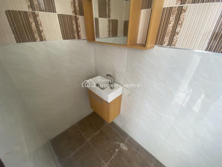 Lovely 4 Bedroom Fully Detached Duplex, Chevron, Lekki, Lagos, Detached Duplex for Sale
