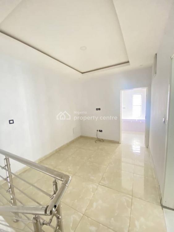 4 Bedroom Semi-detached Duplex with a Room Bq, 2nd Toll Gate, Lekki, Lagos, Semi-detached Duplex for Sale