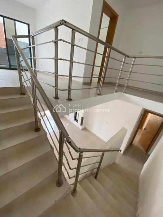 4 Bedroom Luxury Terrace Duplexes, Osapa, Lekki, Lagos, Terraced Duplex for Sale