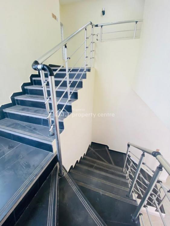 4 Bedroom Fully Detached Duplex with a Room Bq, Orchid, Ikota, Lekki, Lagos, Detached Duplex for Rent