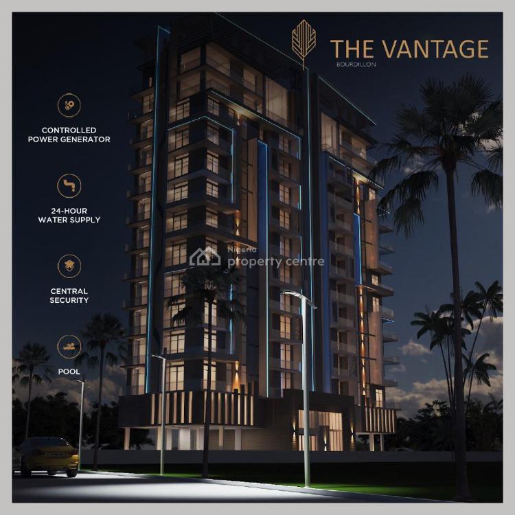 Off Plan Development: 3 Bedrom Apartments, Off Bourdillon Road, Old Ikoyi, Ikoyi, Lagos, Flat / Apartment for Sale