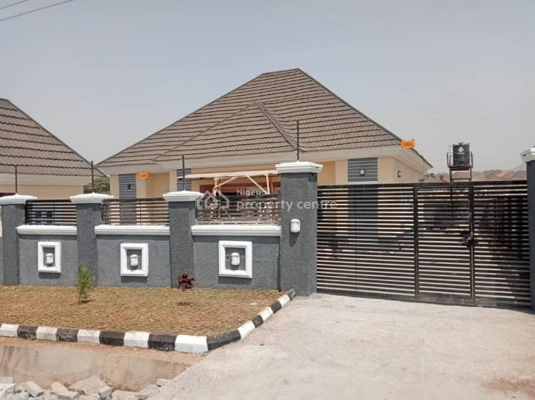 Exotic Clean New 4 Bedrooms Bungalow, Queens Estate, Gwarinpa, Abuja, Detached Bungalow for Sale