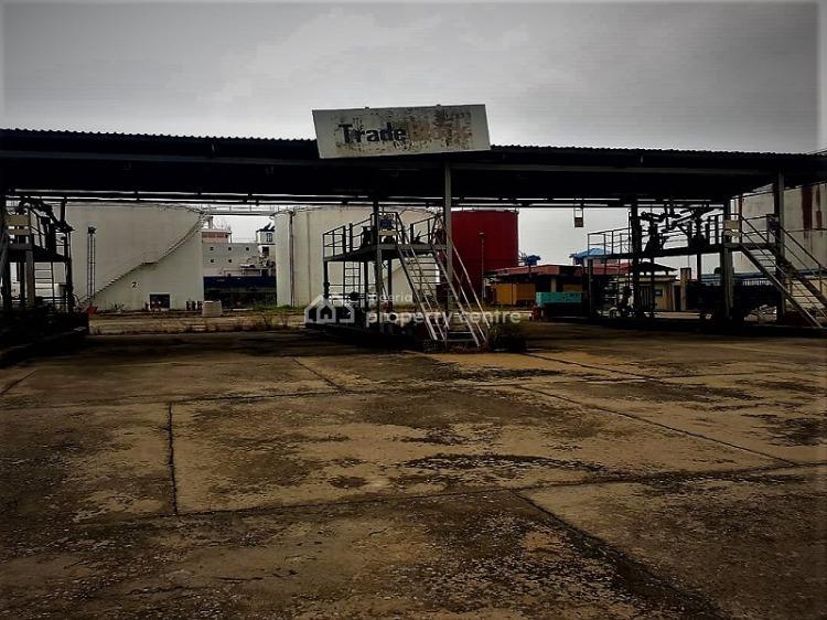 Tank Farm on 5acres with Admin Building, Apapa, Lagos, Tank Farm for Sale