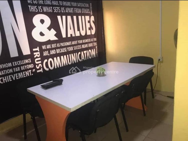 Shared Office, 10, Bisi Ogabi, Street, Allen, Ikeja, Lagos, Conference / Meeting / Training Room for Rent