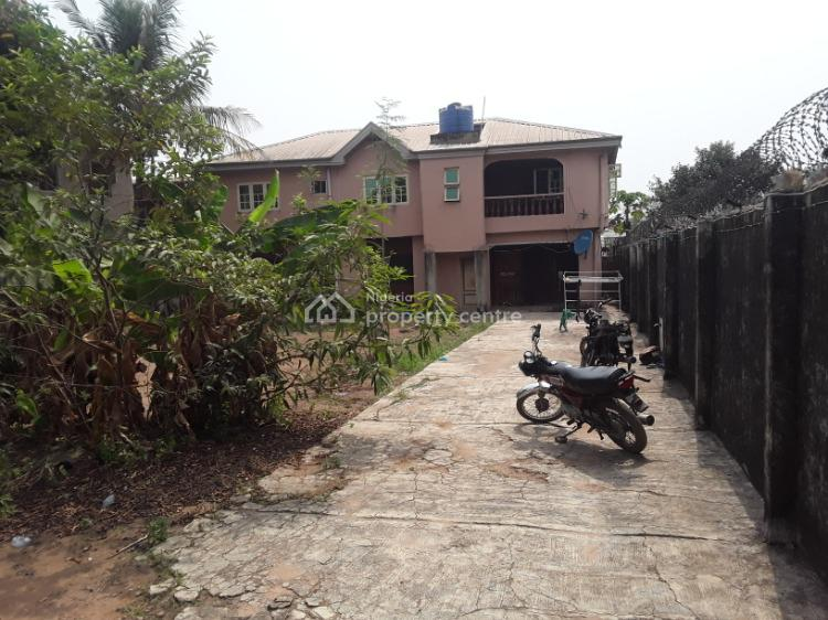 Two Numbers of 3 Bedroom Flat in a Serene Estate Environment, Iyewo Estate, Araromi Bus Stop, Off Lasu Isheri Expressway, Igando, Igando, Alimosho, Lagos, Block of Flats for Sale