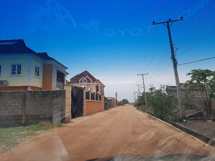 Land Facing Two Street in a Built Up and Secured Estate, Isheri North Gra Estate After Channels Tv Along Opic Channels Road., Gra, Isheri North, Lagos, Residential Land for Sale