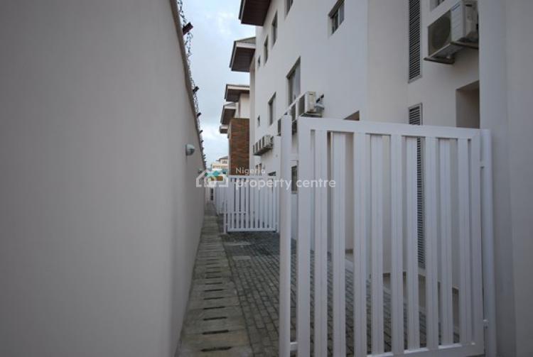Brand New 4units 4 Bedroom Town House  Plus Bq, Oniru, Victoria Island (vi), Lagos, Semi-detached Duplex for Sale