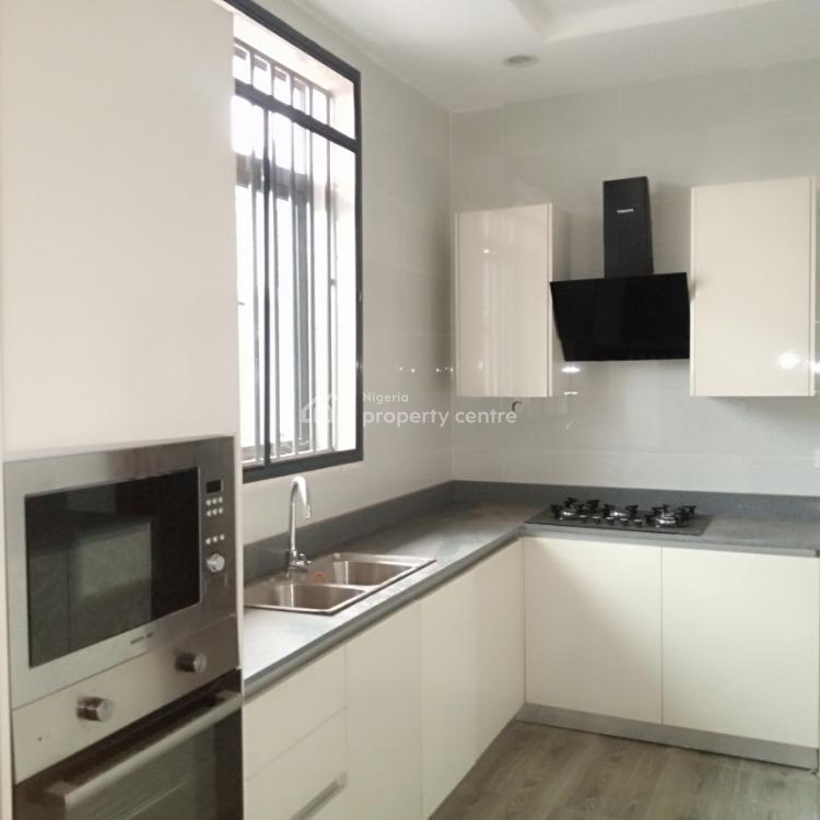 Newly Built 5 Bedroom Terrace Duplex with B/ Q, Ikate, Lekki, Lagos, Terraced Duplex for Sale