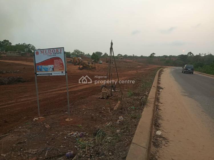 Land, Medorf Luxury Estate Along Expressway, Epe, Lagos, Land for Sale
