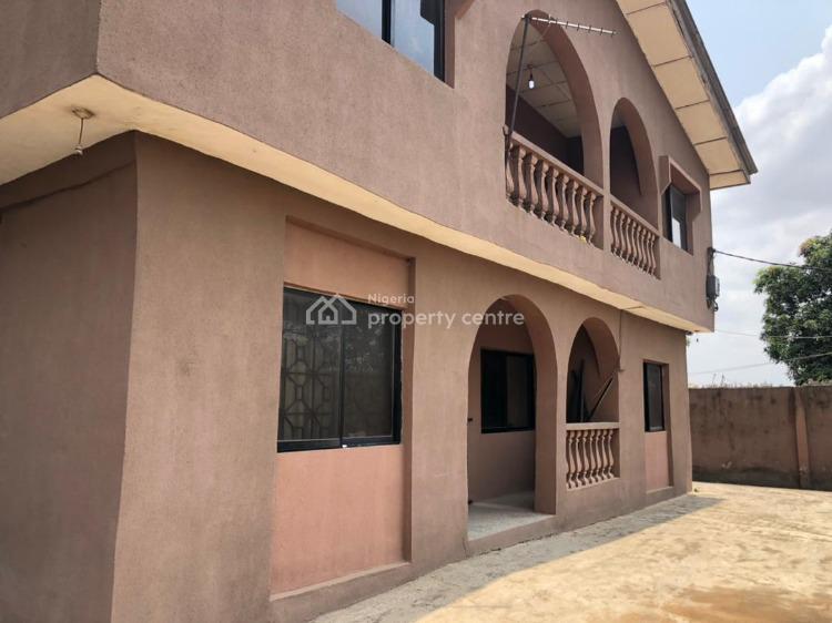 Block of Flat on 648sqm, Fish Pond, Agric, Ikorodu, Lagos, Block of Flats for Sale