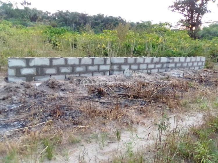 Dry Plots of Land, Cybrid Court Estate, Eleranigbe, Ibeju Lekki, Lagos, Land for Sale
