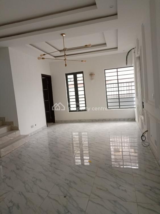 Luxury 4 Bedroom with Bq, Conservation, Lekki Phase 1, Lekki, Lagos, Detached Duplex for Sale