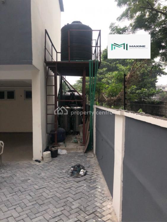 4 Bedroom Terrace Duplex with a Room Bq, Victoria Island (vi), Lagos, Terraced Duplex for Sale