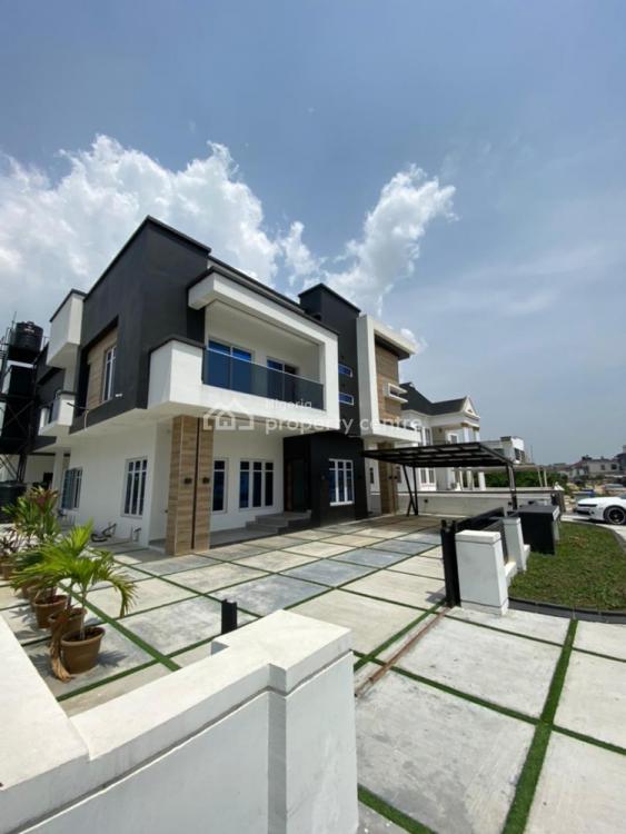 5 Bedroom Luxury Detached Duplex with Bq, Buena-vista Estate, Orchid Road, Lekki, Lagos, Detached Duplex for Sale