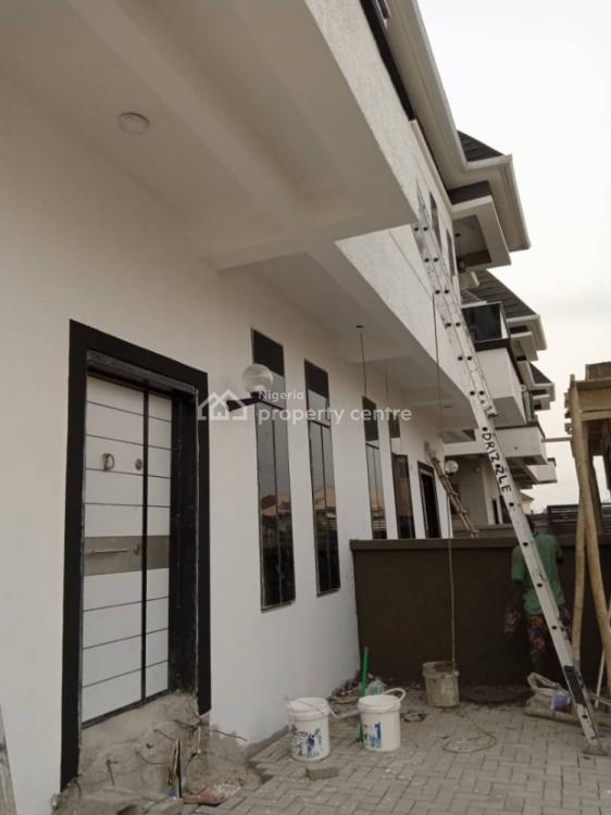 Luxury 4 Bedroom Duplex with Executive Facilities, Lagos Business School, Olokonla, Ajah, Lagos, Semi-detached Duplex for Sale