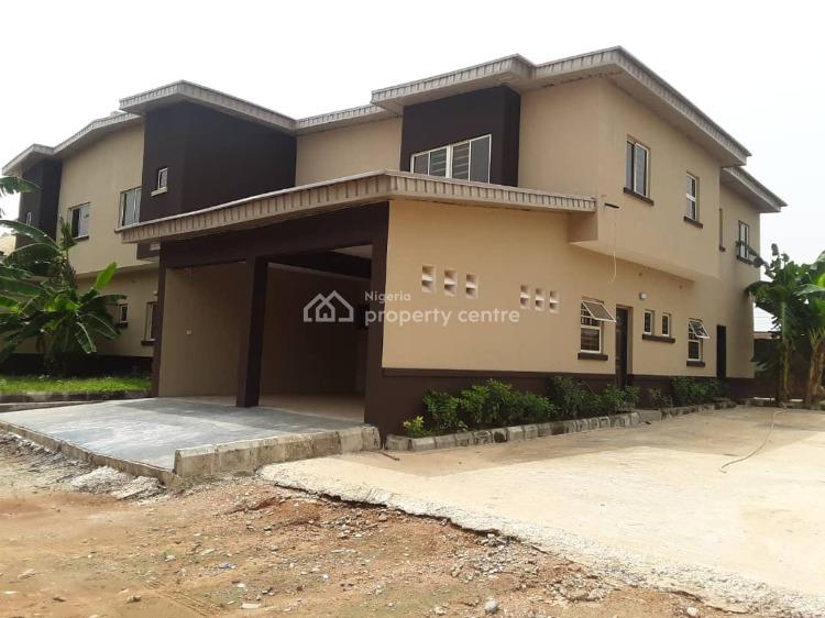 a Brand New House 7 Bedroom Duplex with Solar Panel and Other Amazing, Berger, Arepo, Ogun, Detached Duplex for Sale