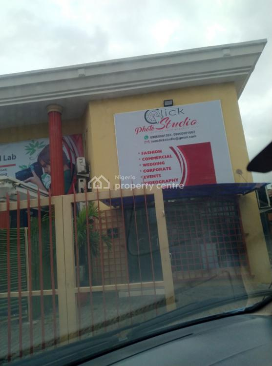 a Storey Building, Commercial Property, Opebi, Ikeja, Lagos, Office Space for Sale