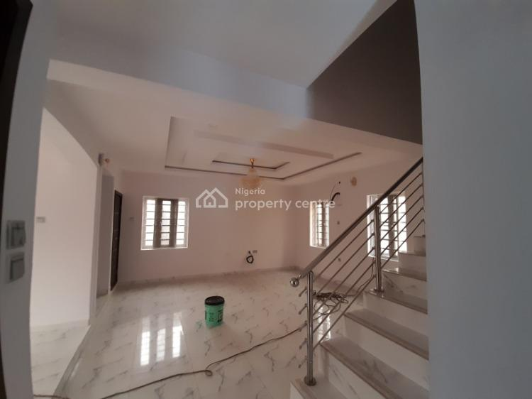 Brand New and Exquisitely Built (4) Bedroom Detached Duplex with Bq, Abule Egba, Agege, Lagos, Detached Duplex for Sale