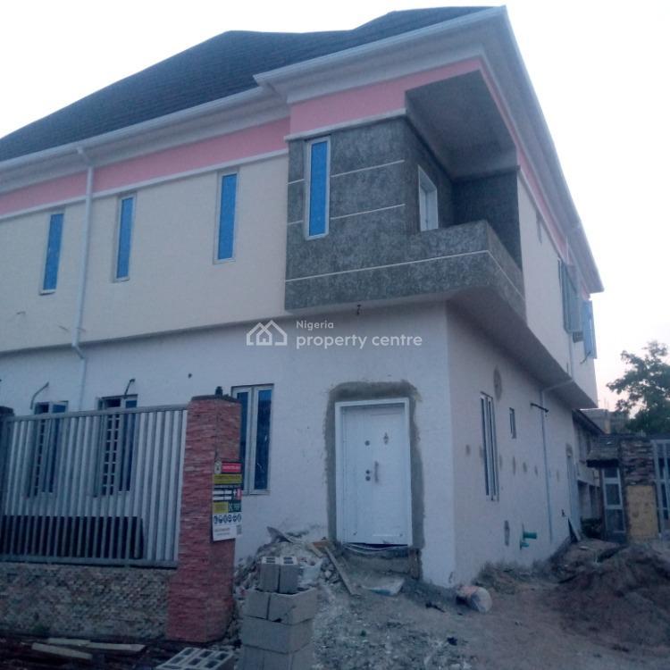 Newly Built 4 Bedroom Twin Duplex, Thomas, Ajah, Lagos, Semi-detached Duplex for Sale